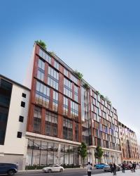 Wirefox unveils plans for £45 million Belfast City Centre office development