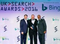 Polemic Digital wins Best Small SEO Agency at the UK Search Awards