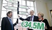Ireland announces €34.5 million in funding for the Technology Transfer Strengthening Initiative