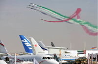 Northern Ireland Flying High At Dubai Air Show