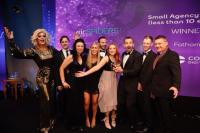 Northern Ireland UX agency, Fathom, wins Small Agency of the Year award