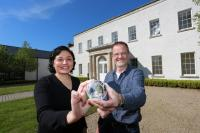 PhD Student on Cloud9 after winning UCD Commercialisation Award