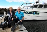 Ulster Bank supports Aquaholics as the company makes important tourism acquisition