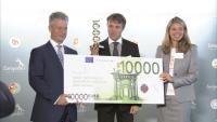 OxyMem wins prestigious award at EuropaBio 2016