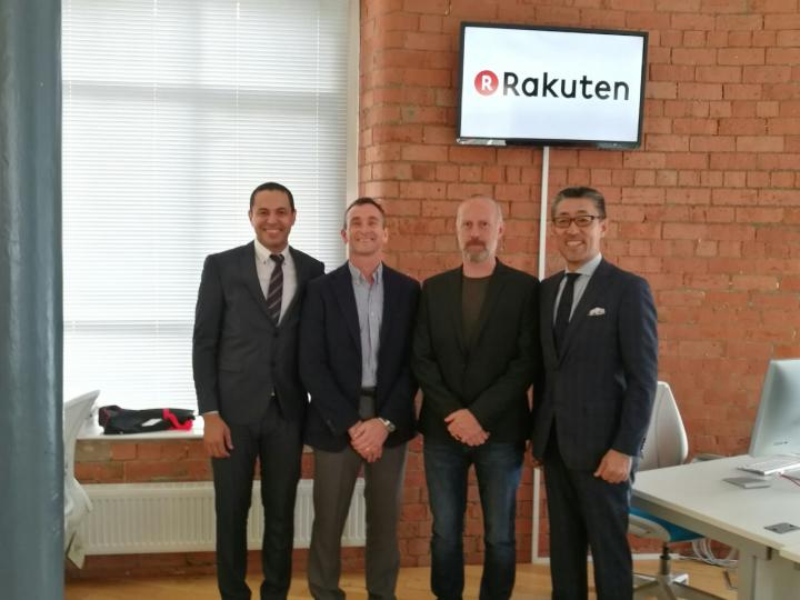 Rakuten Blockchain Lab opens in Belfast: The backstory