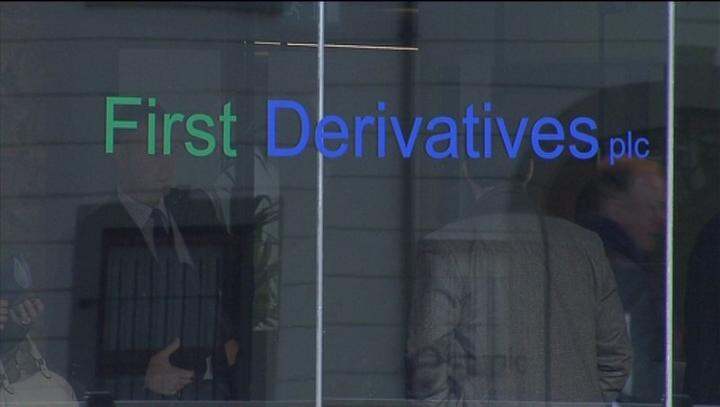 First Derivatives and BGF announce strategic investment partnership