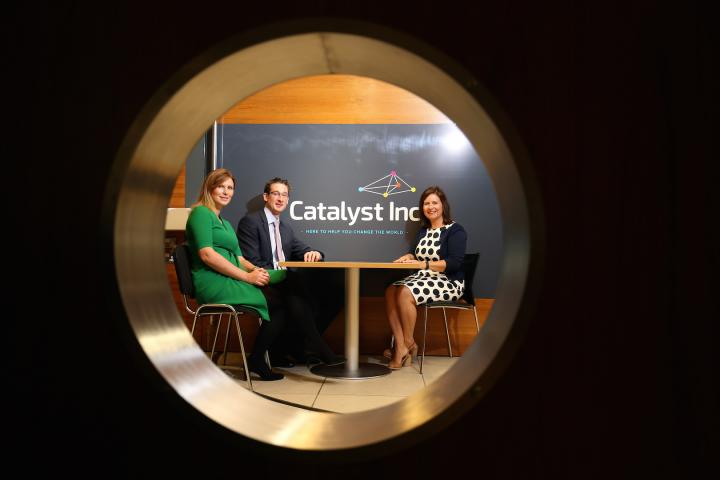 Barclays and Catalyst Inc set to spark innovation in Northern Ireland
