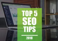 Top 5 SEO changes that will affect your business in 2018