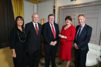 Strengthening NI's business sector a key priority