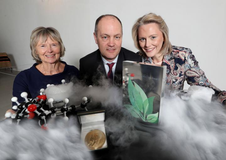 The Search is on for Northern Ireland's Top Science Students