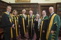 Queen's Academics elected as members of the Royal Irish Academy