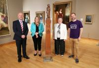 Danske Bank donates art sale proceeds to local mental health charity