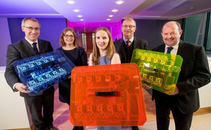 £5m UK Hardware Security Institute launched at Queen's University Belfast