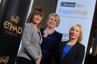 Etihad Airways announced as Official Airline Partner to Danske Bank Export First – a NI Chamber of Commerce Initiative