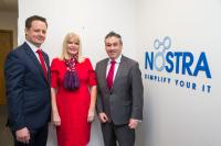 ICT company, Nostra, announces plan to create 50 new IT and sales jobs in Ireland