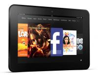 Amazon unveils new Fire HD tablet