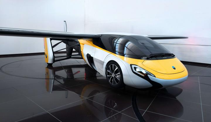 You can now pre-order a flying car….but it comes with a very hefty price tag