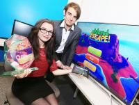 Video game by Belfast students wins innovation award