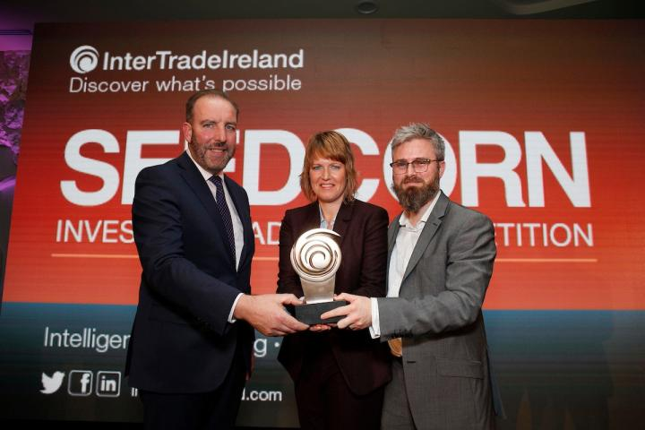 Phion Therapeutics scoops €100,000 and title of Overall Winner at InterTradeIreland Seedcorn Competition