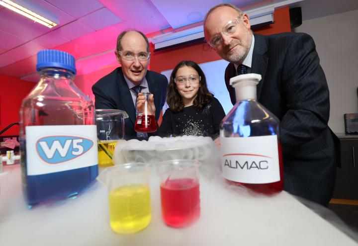 Million-pound agreement set to inspire next generation of scientists