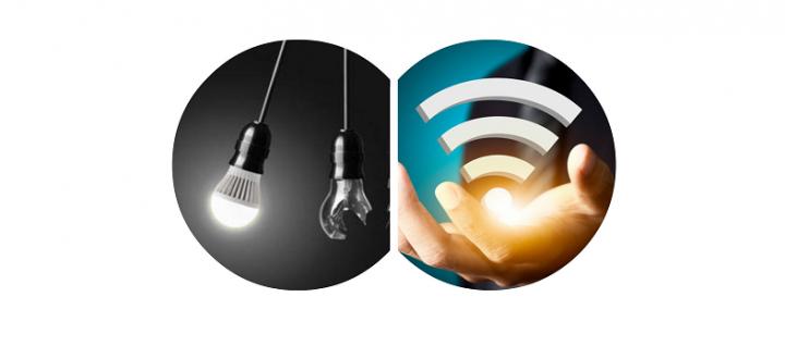 Li-Fi…the new Wi-Fi?