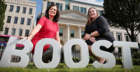 Ulster Bank supporting entrepreneurship across NI with series of Boost events