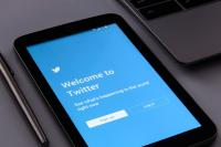 You should change your Twitter password immediately