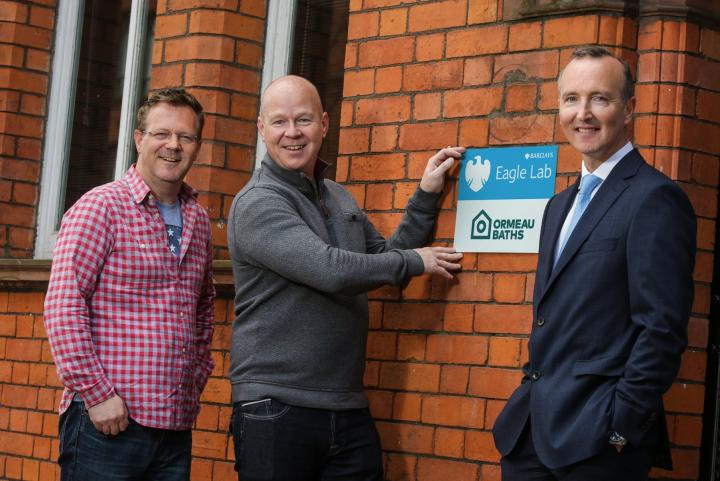Northern Ireland startups backed by Barclays Ormeau Baths partnership