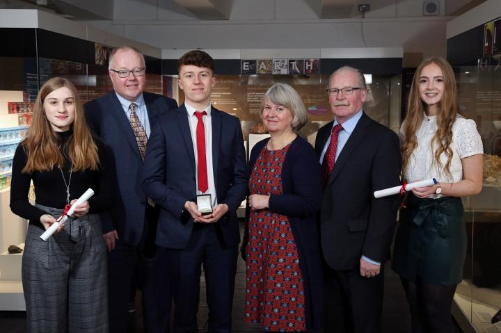 Local Science students success celebrated