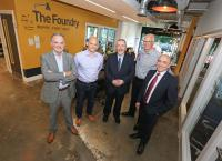 The Foundry, East Belfast's first coworking space officially opens