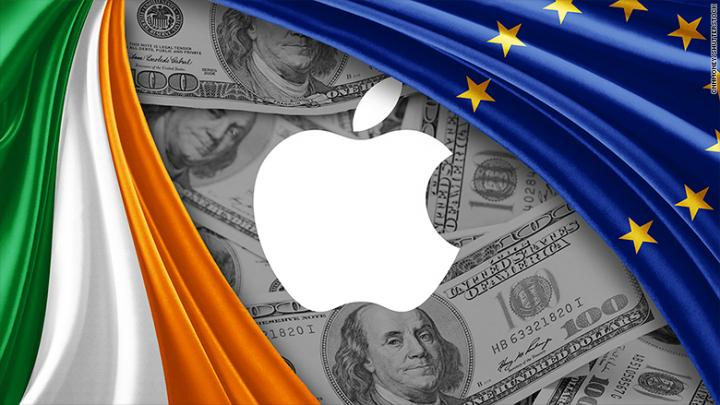Irish government and Apple edge closer to €13 billion deal