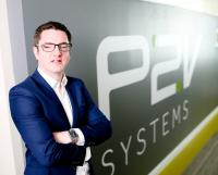 P2V Systems rolls out ambitious growth plans with opening of Dublin hub