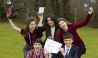 Future entrepreneurs take their place at the 2017 BT Young Scientist Business Bootcamp