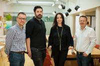Square CFO Sarah Friar pledges support for NI's entrepreneur community