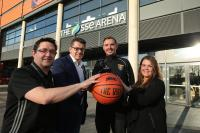 Basketball Hall of Fame Belfast Classic to bring high-tech sporting experience to Northern Ireland
