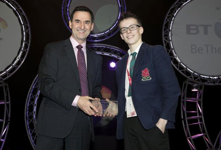 Success for Northern Ireland students at the 54th BT Young Scientist & Technology Exhibition