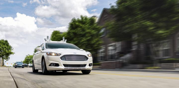 Ford to produce driverless cars for ride-sharing services