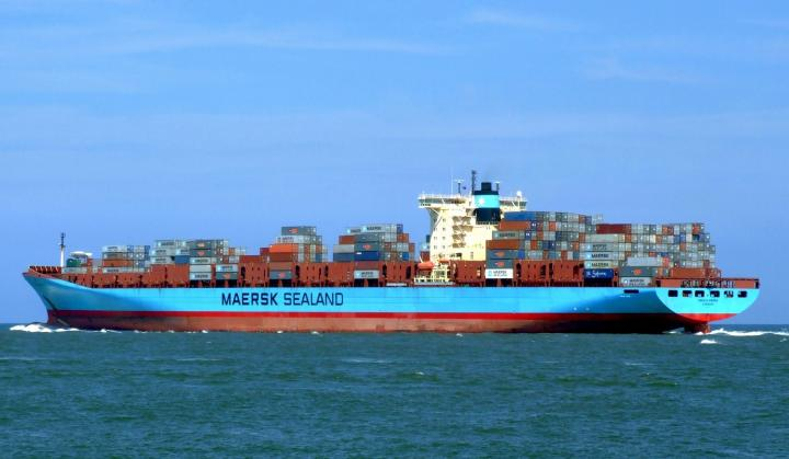 IBM and Maersk put shipping containers on the blockchain