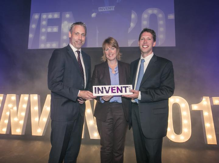 Invent 2017 - Success for innovative drug delivery technology with the potential to revolutionise treatment of cancers