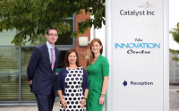 Barclays agrees sponsorship deal with Catalyst Inc to spark innovation in Northern Ireland