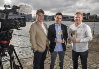 Shortlist announced for RTS NI Programme Awards 2016