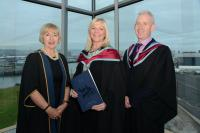 Top IT professional and council CEO honoured at MET graduation