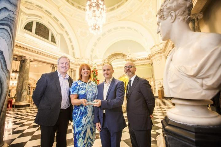 ​Tech angel named Business Angel of the Year