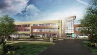 Plans for new landmark SRC college in Banbridge approved