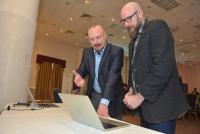 European project partners meet in Belfast to discuss big data, healthcare and GDPR