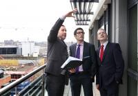 Danske Bank supports new Dublin Road development, 'The Gallery'
