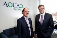 AquaQ Analytics secures £1m US deal and grows its NI team