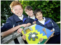 Primary School project being used by Sixteen South