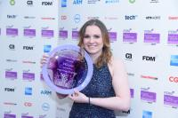 Deloitte Digital Belfast developer wins National Every Woman award
