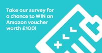 Take our Digital Marketing survey for the chance to win a £100 AMAZON voucher!
